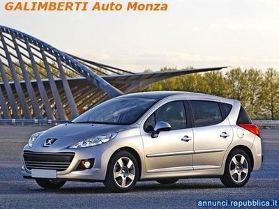 usata Peugeot 207 Outdoor 1.6 8V HDi 112CV SW Monza