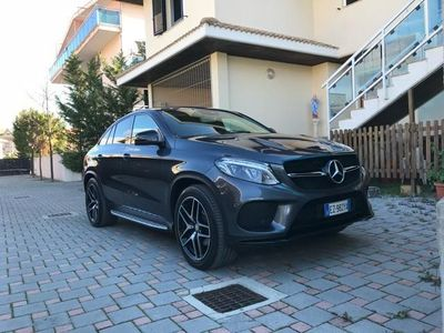 usata Mercedes GLE350 d 4Matic Coupé Sport