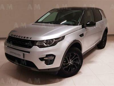 usado Land Rover Discovery Sport 2.0 TD4 180 CV SE del 2016 usata a Napoli