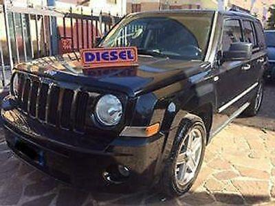 usata Jeep Patriot Patriot2.0 Turbodiesel DPF Limited 4x4 2008