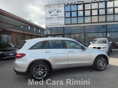 gebraucht Mercedes GLC250 d 4Matic Premium AMG UNICO PROPRIETARIO !
