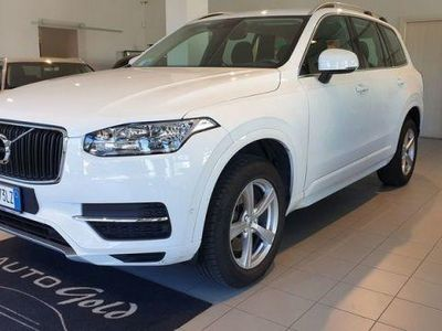 käytetty Volvo XC90 XC90D5 AWD Geartronic Kinetic