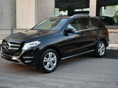 usata Mercedes GLE250 d 4Matic Sport COMAND FARI FULL LED AIRMATIC DVD