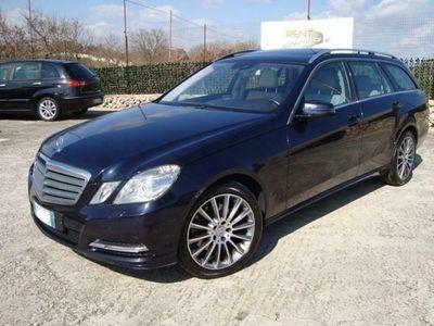 begagnad Mercedes E250 CDI S.W. BlueEFFICIENCY Avantgarde