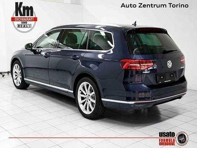 usata VW Passat Variant 2.0 TDI DSG Highline BlueMotion Technology