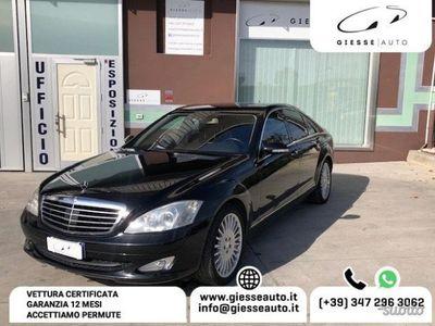 usata Mercedes S320 CDI Avantgarde FULL OPTIONAL