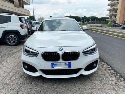 usata BMW 125 M SPORT NAVI LED C.AUTOMATICO CLIMA AUTOMATICO