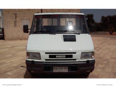 usata Iveco Daily 35 e 10 ribaltabile doppia cabina
