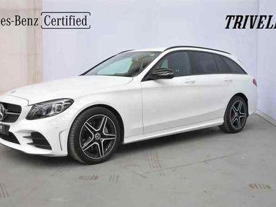 usata Mercedes C220 Classe C (W/S205)d S.W. Auto Premium