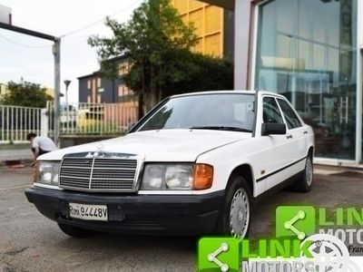 brugt Mercedes 190 D in Buono stato conservativo