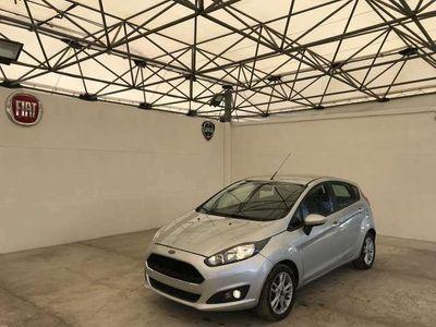 usata Ford Fiesta 1.2 82 CV 5 porte Titanium/CERCHI LEGA/RADIO/CD/AUX