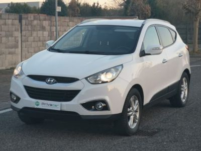 brugt Hyundai ix35 1.7 CRDi 2WD Comfort