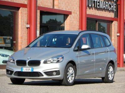 usata BMW 218 Gran Tourer d 7 POSTI