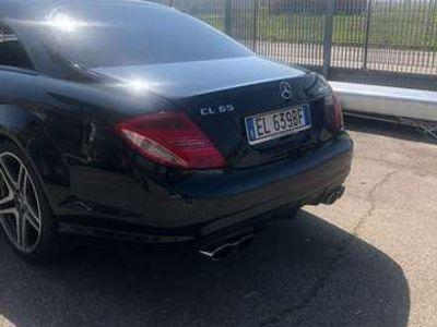 usata Mercedes CL65 AMG AMG V-Max