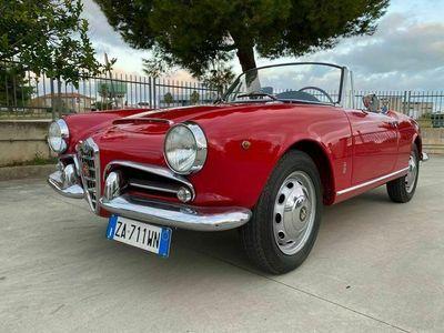 usata Alfa Romeo Giulia 1600 Spider 1964