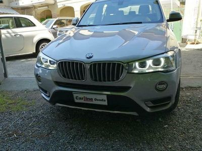 usado BMW X3 xdrive 2.0d- 2014-1anno gar S.U.P.E.R.P