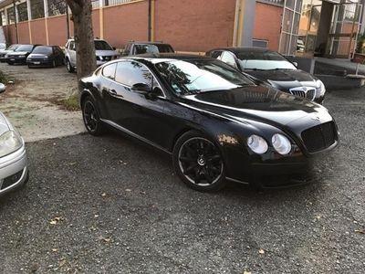 usata Bentley Continental GT Scarichi Sportivi Usato