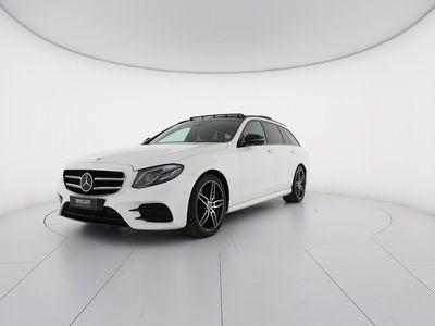 usata Mercedes 220 Classe E SW SWd Premium Plus auto