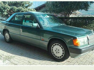 usata Mercedes 190 2.0 E (GPL)