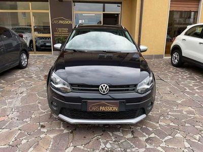 usata VW Polo Cross 1.6 TDI 90CV DPF