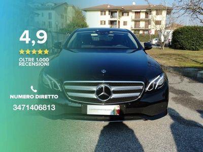 gebraucht Mercedes E220 4Matic Auto Business Sport