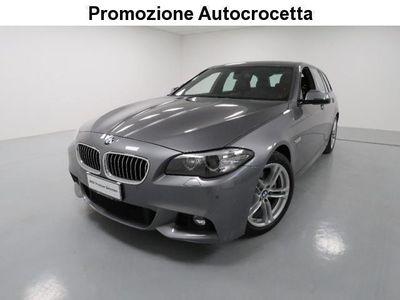 usata BMW 520 d Touring Msport Auto