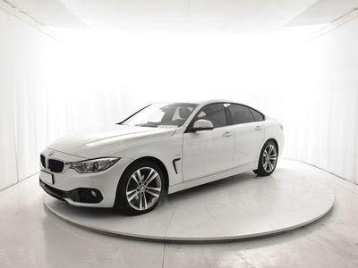 usata BMW 420 Serie 4 Gran Coupé d del 2016 usata a Coccaglio