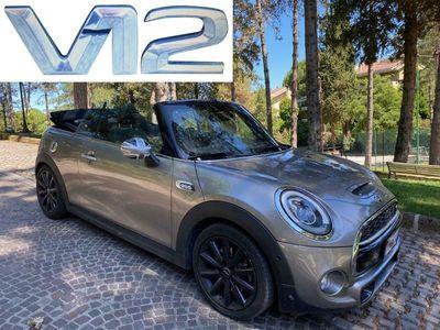 usata Mini Cooper SD Cabriolet aut. Hype - GARANZIA UFFICIALE 09/2022