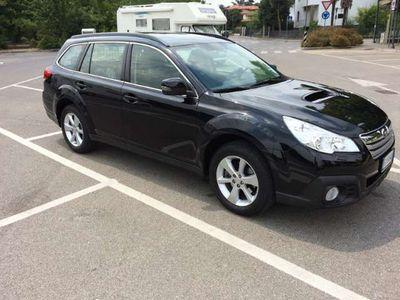 usata Subaru Outback 2.0D Lineartronic Trend