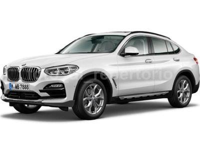 usata BMW X4 X4XDRIVE20D XLINE