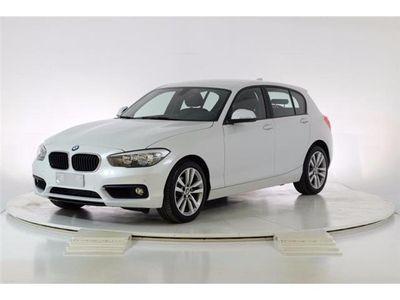 usata BMW 118 SERIE 1 d 5p.