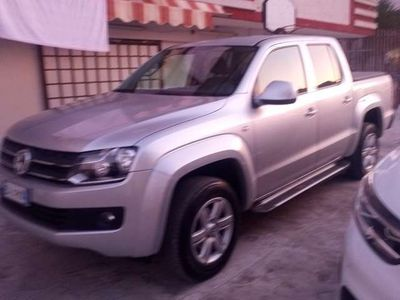 usata VW Amarok 2.0 BiTDI 164 CV 4Motion Inseribile High