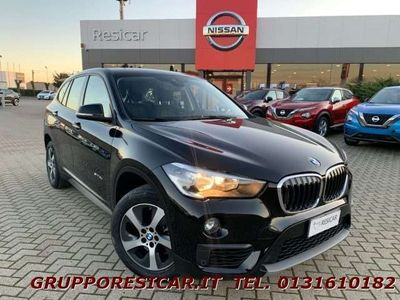 usata BMW X1 sDrive18d Advantage KM CERTIFICATI rif. 13059063