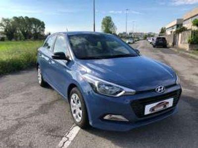 usata Hyundai i20 1.2 84 CV 5 porte Go!
