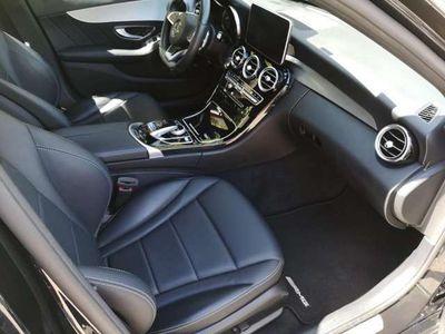 usata Mercedes C250 4 matic premium amg line