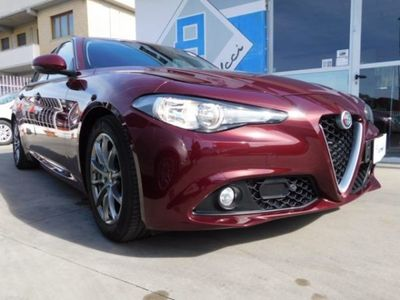 gebraucht Alfa Romeo Giulia 2.2 JTDM 136CV AT8 Super