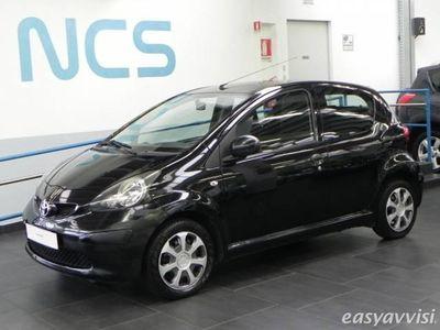 usata Toyota Aygo 1.0 12V VVT-i 5 pt Now