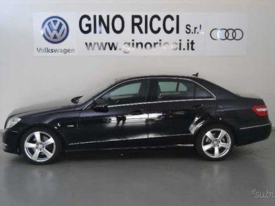 usado Mercedes E350 CDI BlueEFFICIENCY 4M. Avantga