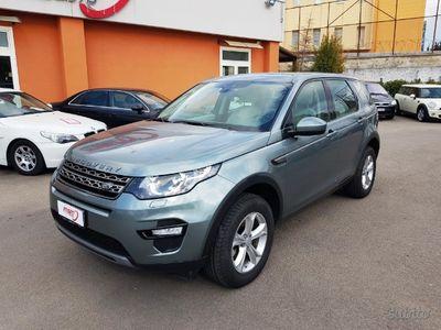 brugt Land Rover Discovery Sport 2.2 2015 (7 posti-navi)