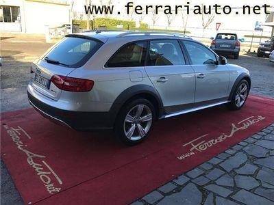 usata Audi A4 2.0 TDI 177CV S tronic Advanced Plus Full Optional