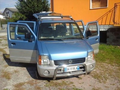 usata Suzuki Wagon R+ 1.2i 16V cat 4x4 GL