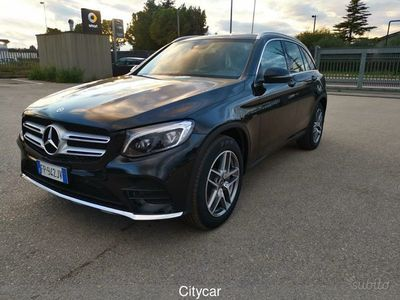 usata Mercedes GLC350 GLC4Matic Premium