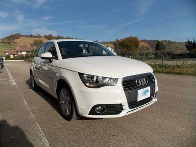 usata Audi A1 Sportback 1.6 TDI 90cv Ambition