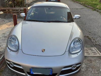 usata Porsche Cayman 2.7 245cv