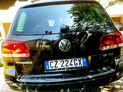 usado VW Touareg 3.0 V6 TDI DPF tiptronic