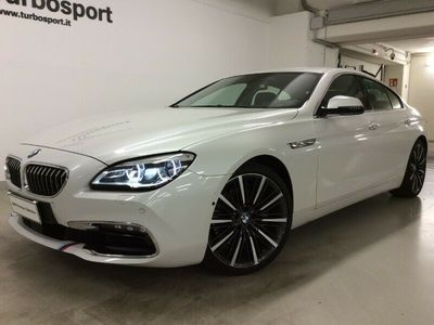usata BMW 640 Serie 6 d xDr