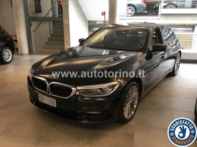 used BMW 530 SERIE 5 BERLINA E BERLINA