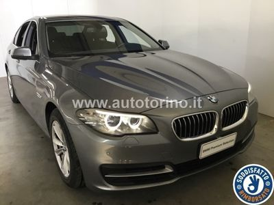 used BMW 520 SERIE 5 BERLINA d Business 190cv auto