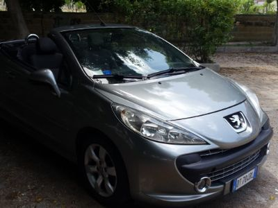 second-hand Peugeot 207 CC 1.6hdi 2009