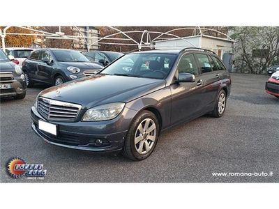 usata Mercedes C220 CDI S.W. BlueEFFICIENCY Executive